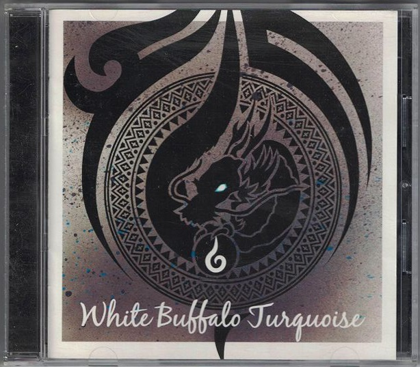 シックス の CD White Buffalo Turquoise