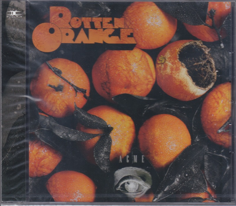 アクメ の CD 【Atype】ROTTEN ORANGE