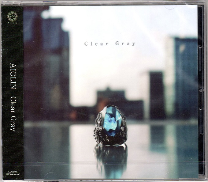 AIOLIN の CD 【Prince Side】Clear Gray