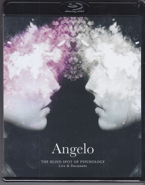 アンジェロ の DVD 【Blu-ray】Angelo Tour「THE BLIND SPOT OF PSYCHOLOGY」Live & Document