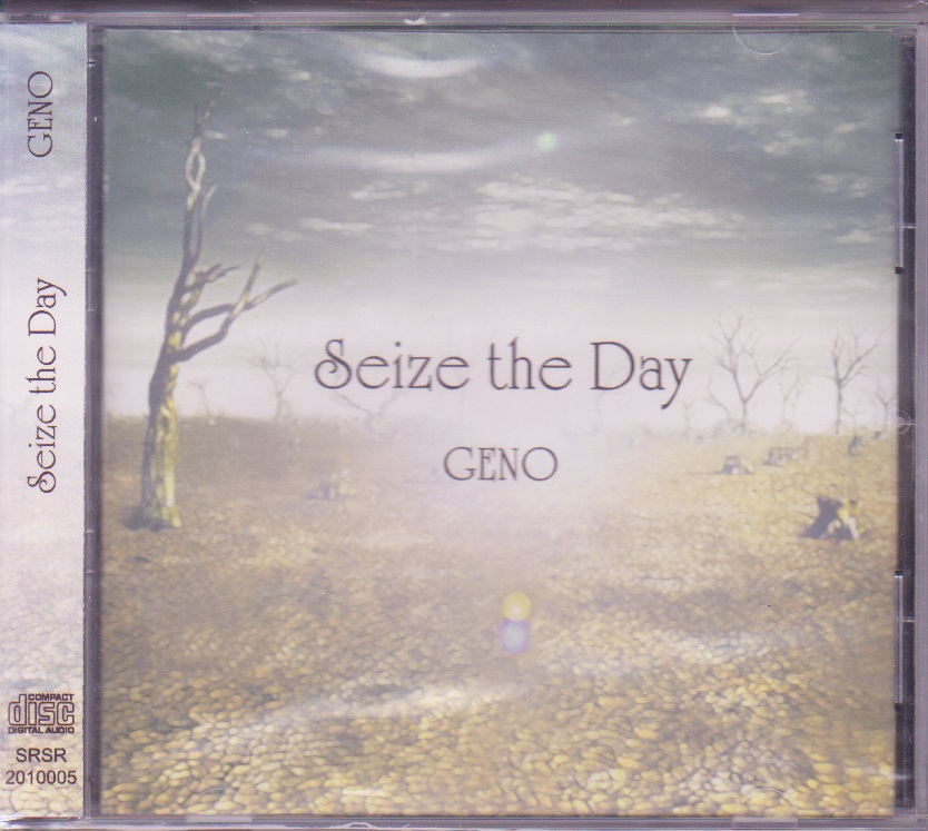 ゲノ の CD Seize the Day
