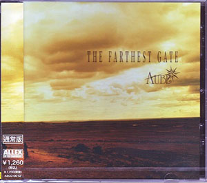 AUBE ( オーブ )  の CD THE FARTHEST GATE 通常盤