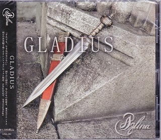 アズリナ の CD GLADIUS (B-type)