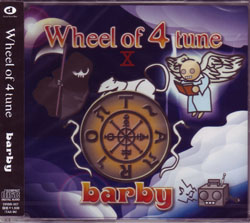 バービー の CD Wheel of 4 tune