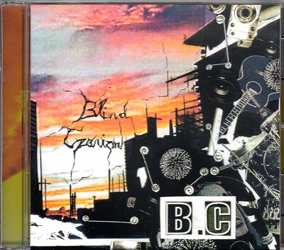 ビーシー の CD Blind czarism