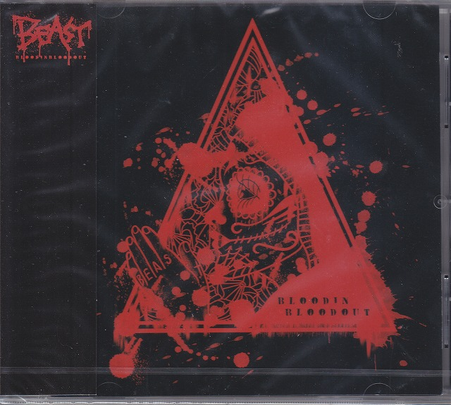 ビースト の CD BLOODINBLOODOUT