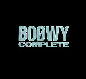 ボウイ の CD BOOWY COMPLETE ~21st Century 20th Anniversary EDITION~