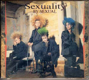 BY-SEXUAL ( バイセクシャル )  の CD Sexuality