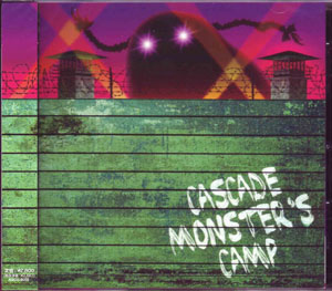 CASCADE ( カスケード )  の CD MONSTERS CAMP