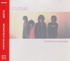 クラウド の CD MOONCHILD/december