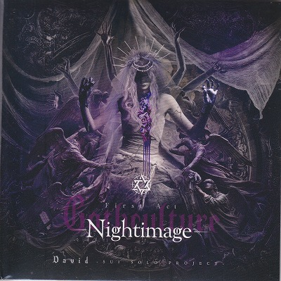 David ( ダヴィデ )  の CD Gothculture -Nightimage-