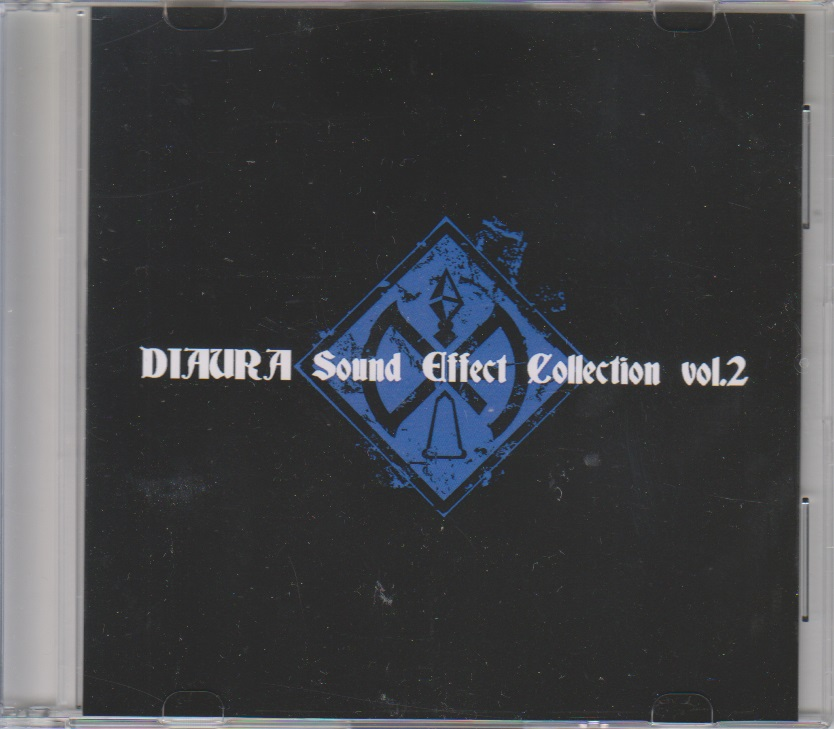 DIAURA の CD DIAURA Sound Effect Collection vol.2