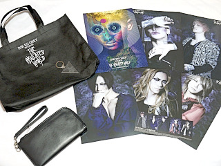 DIR EN GREY ( ディルアングレイ )  の グッズ 「TOUR19 THE INSULATED WORLD」Exclusive特典
