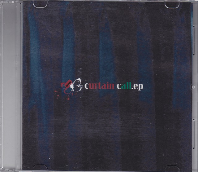 ディッシュ の CD curtain call e.p