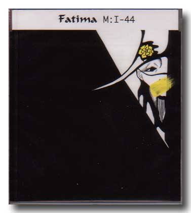 Fatima ( ファティマ )  の CD M.I‐44 2nd Prees
