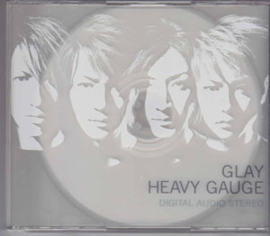 グレイ の CD HEAVY GAUGE