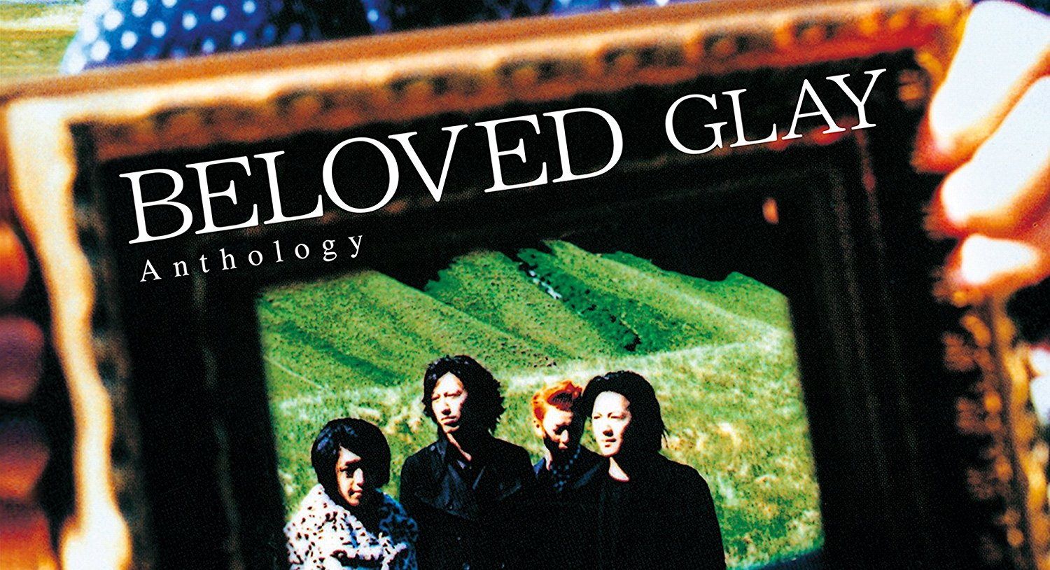 グレイ の CD BELOVED Anthology
