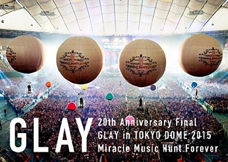グレイ の DVD 【DVD】【SPECIAL BOX】20th Anniversary Final GLAY in TOKYO DOME 2015 Miracle Music Hunt Forever Blu-ray限定-SPECIAL BOX-