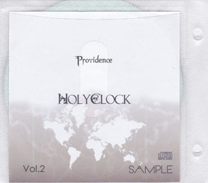 HOLYCLOCK ( ホーリークロック )  の CD Providence Vol.2 SAMPLE