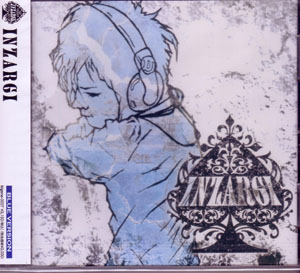 インザーギ の CD INZARGI BLUE VERSION