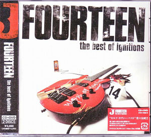 ジェイ の CD FOURTEEN-the best of ignitions- 〔CD+DVD〕