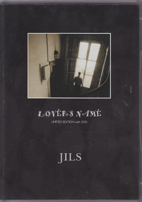 JILS の CD LOVER'S NAME 初回限定盤