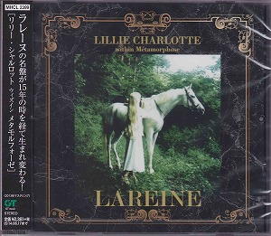 ラレーヌ の CD LILLIE CHARLOTTE within Metamorphose