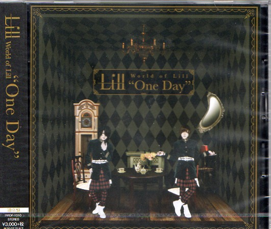 "Lill ( リル )  の CD 【通常盤】World OF Lill""One Day"""