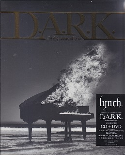 lynch. の CD D.A.R.K. -In the name of evil-【初回限定盤】
