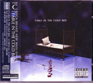 NEGA ( ネガ )  の CD FABLE IN THE COLD BED [TYPE C]
