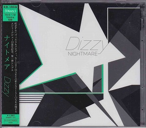 NIGHTMARE の CD Dizzy TYPE-A[CD+DVD]