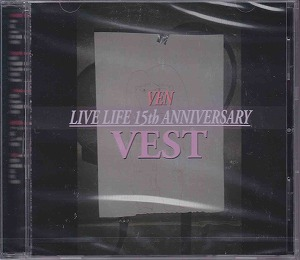 オムニバスハ の CD VESTVEN LIVE LIFE 15th ANNIVERSARY