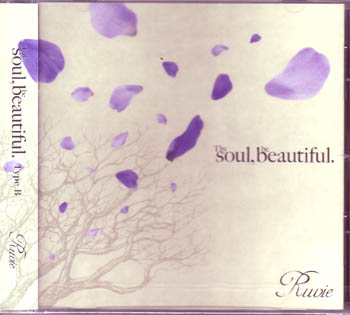 Ruvie ( ルヴィエ )  の CD Thy soul. be beautiful 【TYPE B】
