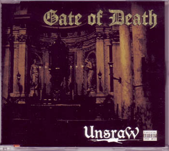 アンスロー の CD Gate of Death
