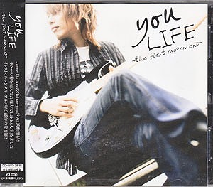 ユウ の CD 【初回盤】LIFE~the first movement~