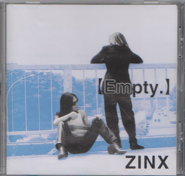 ジンクス の CD 【Empty.】For empty hearts
